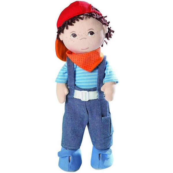 "Graham 12"" Soft Boy Doll-Kidding Around NYC"