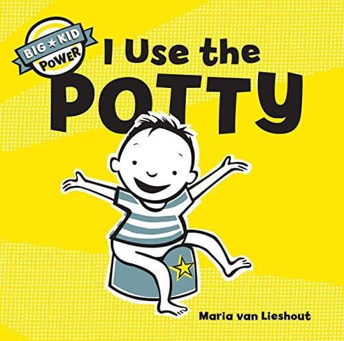 I Use The Potty (Board Book)-Kidding Around NYC