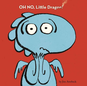 Oh No Little Dragon! (Hardcover)-Kidding Around NYC