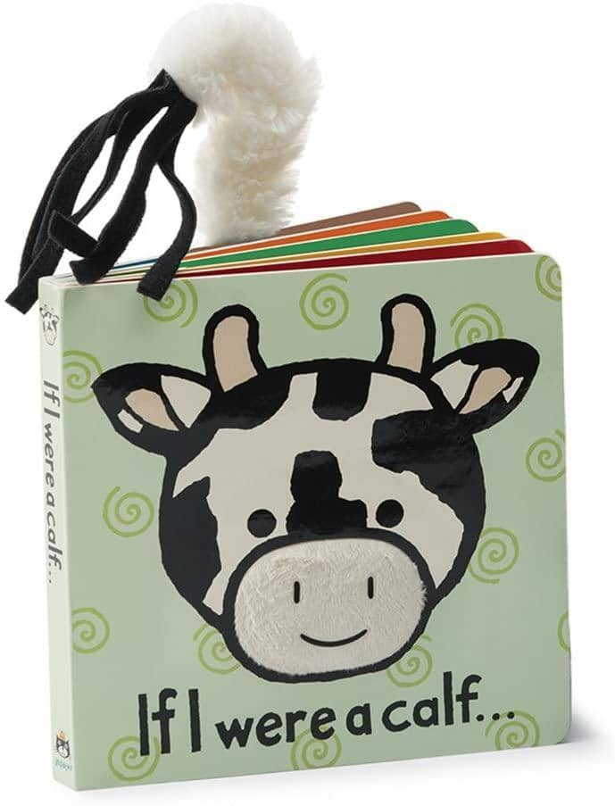 If I Were A Calf Book-Kidding Around NYC
