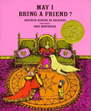 May I Bring A Friend? (Hardcover)-Kidding Around NYC