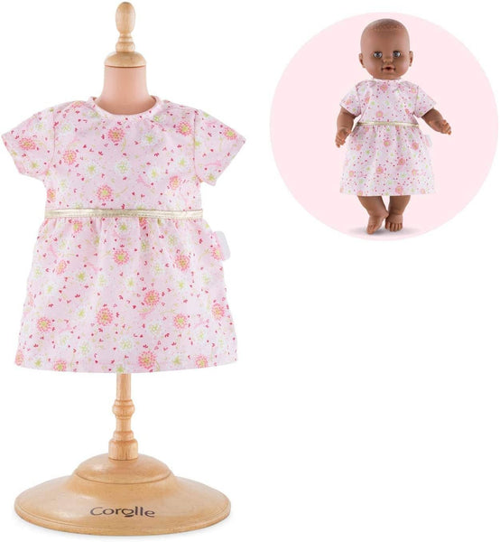 "14"" Pink Dress - Corolle"