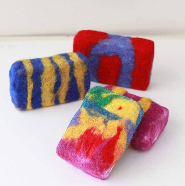 Felted Soap Bar Kit