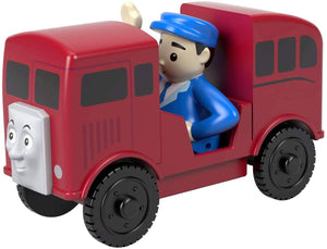 Thomas & Friends Wooden Railway: Bertie-Kidding Around NYC