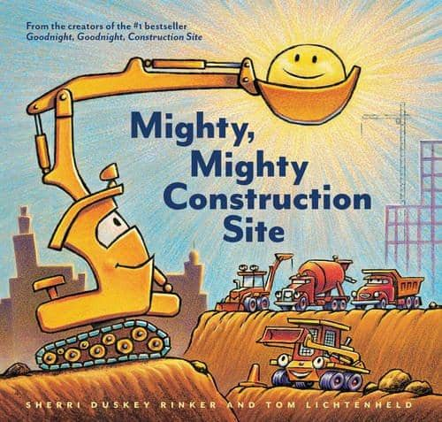 Mighty Mighty Construction Site-Kidding Around NYC