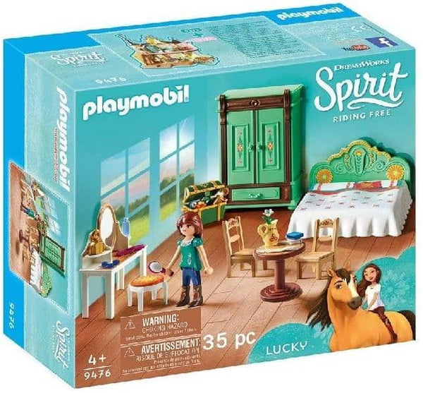 PLAYMOBIL Spirit Riding Free Lucky's Room