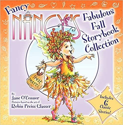 Fancy Nancy Fabulous Fall Storybook-Kidding Around NYC