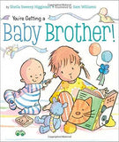 Youre Getting A Baby Brother! (Board Book)-Kidding Around NYC