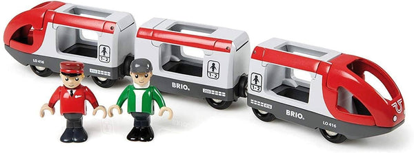 Brio World - 33505 Travel Train | 5 Piece Train Toy For Kids Ages 3 And Up-Kidding Around NYC
