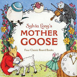 Sylvia Long's Mother Goose: Four Classic Board Books-Kidding Around NYC
