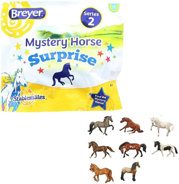 Breyer Mystery Horse Surprise Blind Bag Series 2