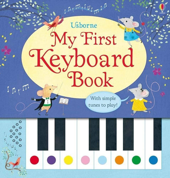 My First Keyboard Book-Kidding Around NYC