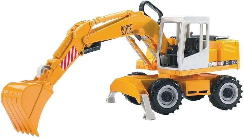 Liebherr Power Shovel Bruder 02426