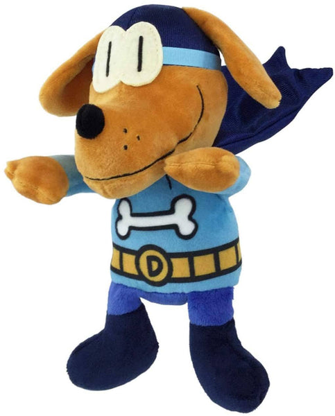 Dog Man Bark Knight Plush-Kidding Around NYC
