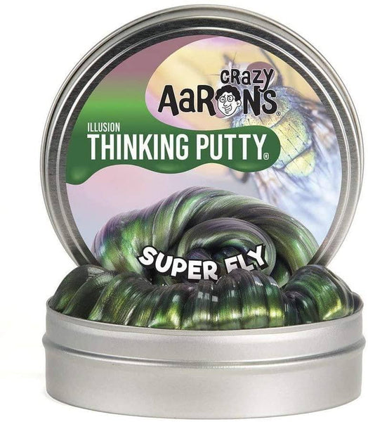 Illusions: Super Fly Crazy Aaron's Thinking Putty