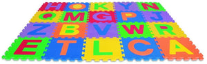 Edu Tiles - Upper Case Letters-Kidding Around NYC