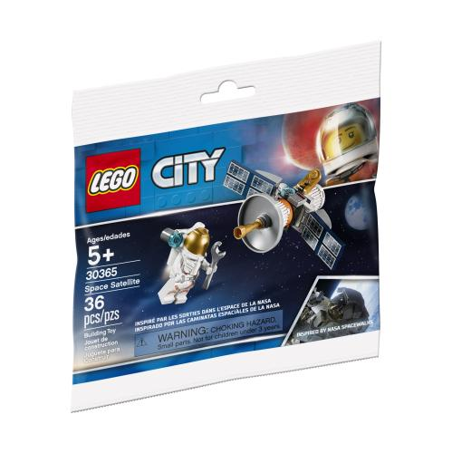 LEGO 30365: Creator: Space Satellite (36 Pieces)