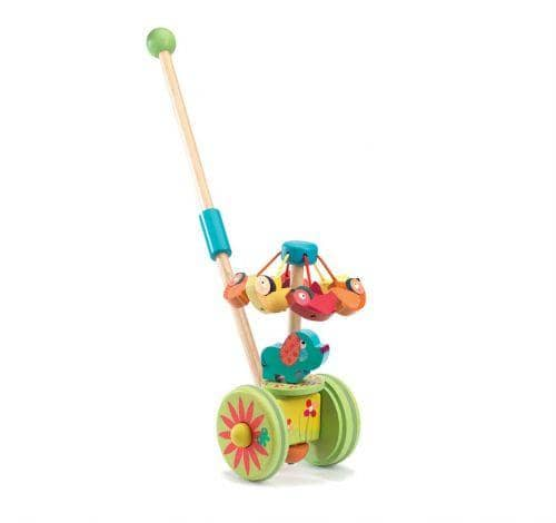 Rouly Cuicui Push Along Toy