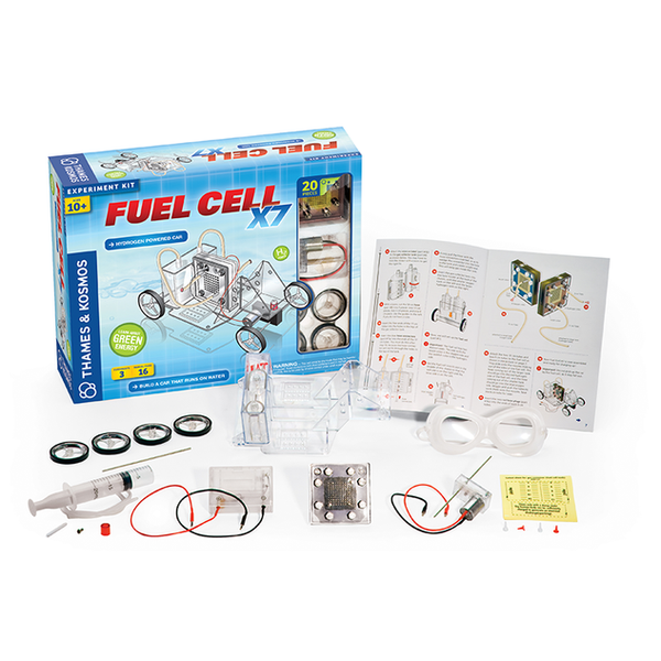Fuel Cell X7-Kidding Around NYC
