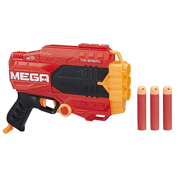 NERF: MEGA TRI BREAK