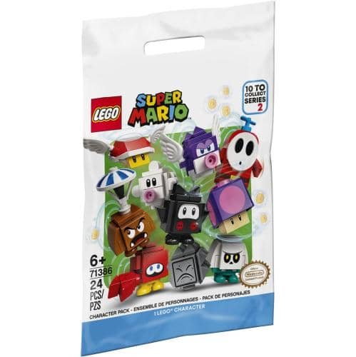 LEGO 71386: Mario: Character Pack Series 2