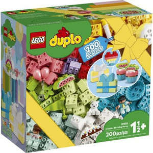 LEGO 10958: DUPLO: Creative Birthday Party (200 Pieces)