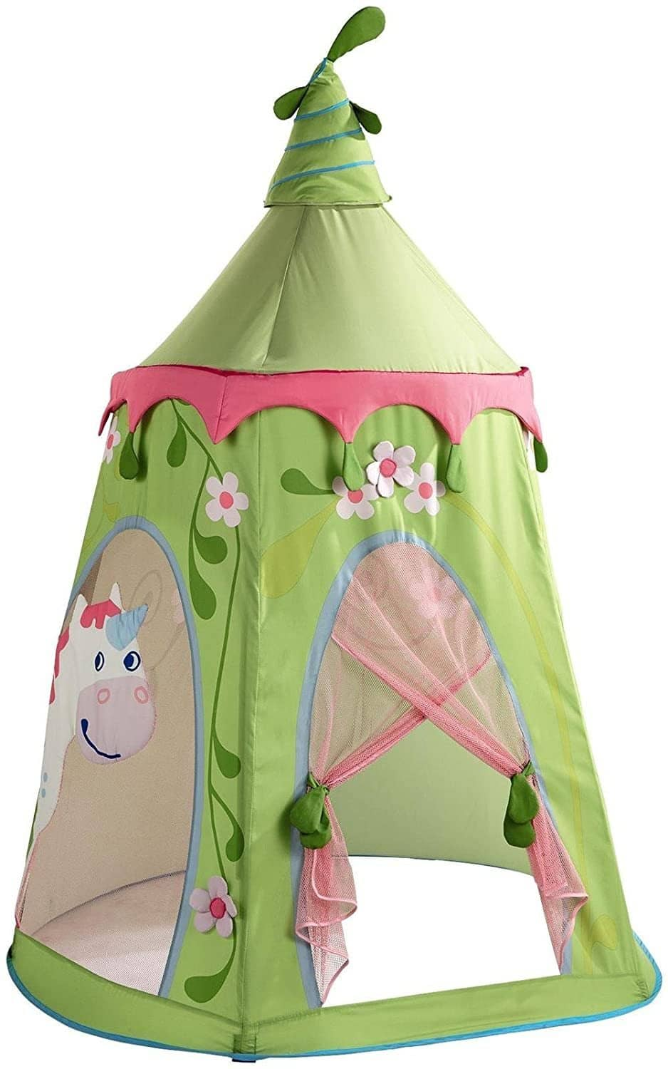Fairy Garden Play Tent - Whimsical And Roomy Stands 75 Inches Tall-Kidding Around NYC