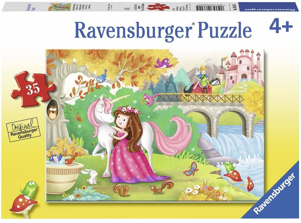 Ravensburger 08624: Afternoon Away (35 Piece Jigsaw Puzzle)-Kidding Around NYC