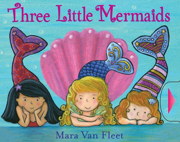 Three Little Mermaids (Board Book)