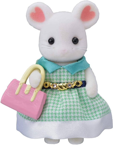 Stephanie Marshmallow Mouse Town Girl Series-Kidding Around NYC
