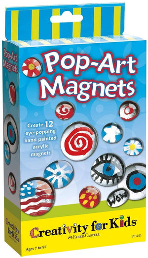 Pop Art Magnets-Kidding Around NYC