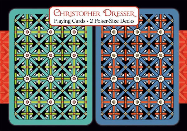 Christopher Dresser Playing Cards-Kidding Around NYC
