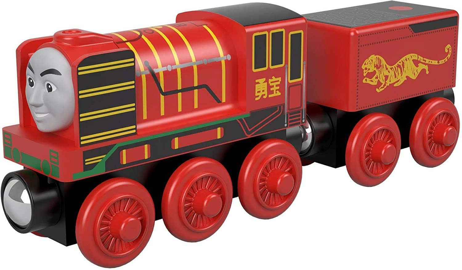 Thomas & Friends Wooden Railway: Yong Bao-Kidding Around NYC