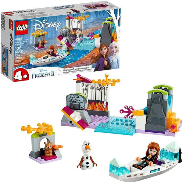 LEGO 41165: Disney Frozen: Anna's Canoe Expedition (108 Pieces)-Kidding Around NYC