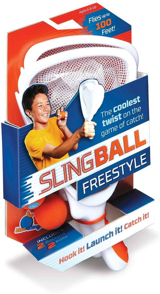 Slingball Freestyle-Kidding Around NYC