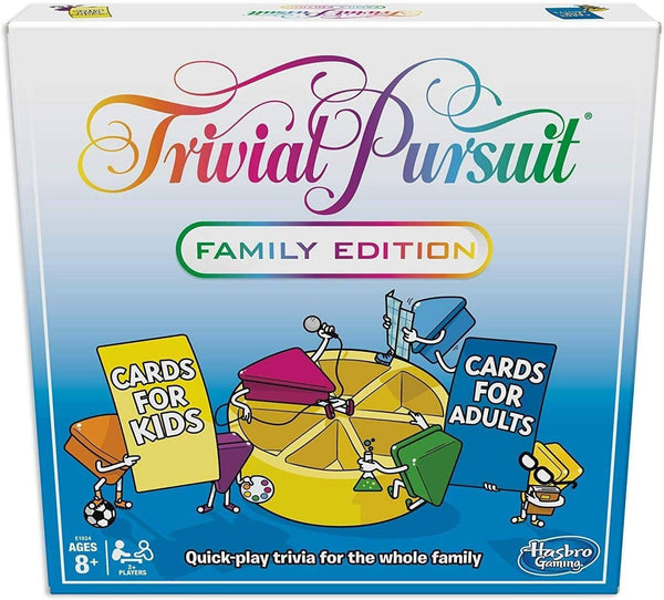 Trivial Pursuit Family Edition-Kidding Around NYC