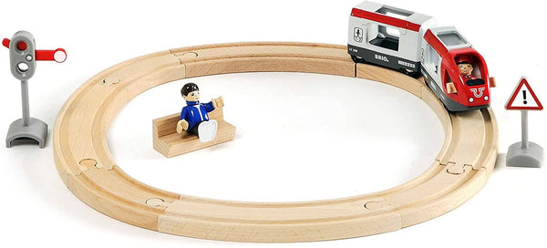 Brio Travel Circle Set-Kidding Around NYC
