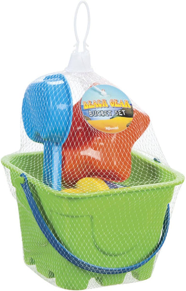 Beach Gear Bucket Set 4Pc-Kidding Around NYC