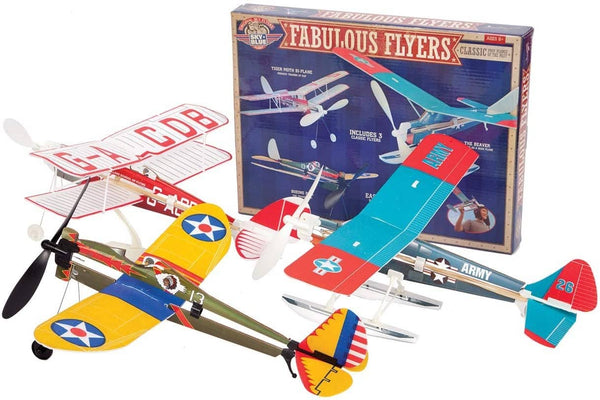 Fabulous Flyers Airplane Making Kit