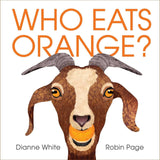 Who Eats Orange? (Hardcover)-Kidding Around NYC