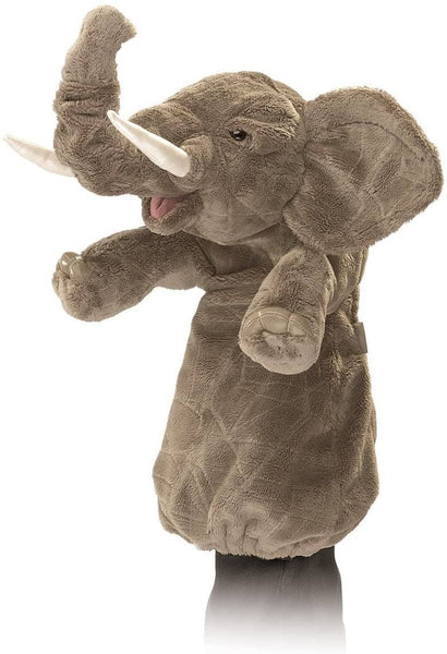 Elephant Stage Puppet-Kidding Around NYC