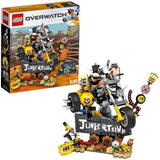 LEGO 75977: Overwatch Junkrat & Roadhog (380 Pieces)-Kidding Around NYC
