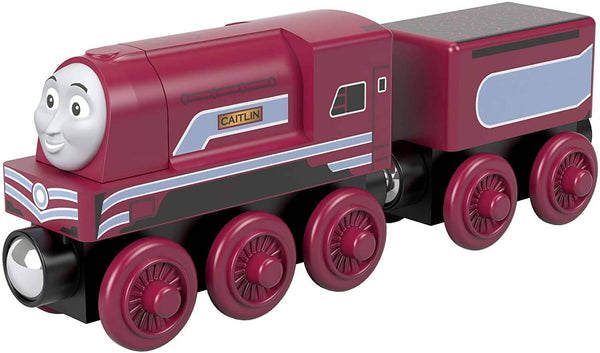 Thomas & Friends Wooden Railway: Caitlin