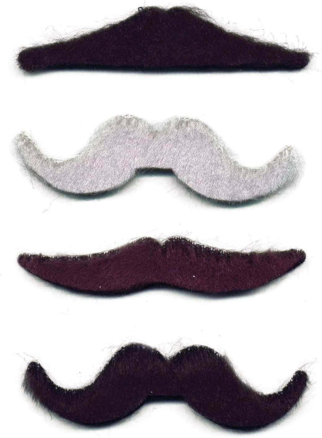 Mustaches - Self Adhesive-Kidding Around NYC
