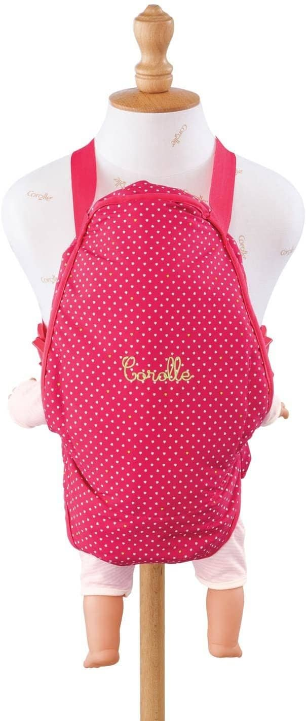 Cherry Baby Sling - Corolle Mon Classique-Kidding Around NYC