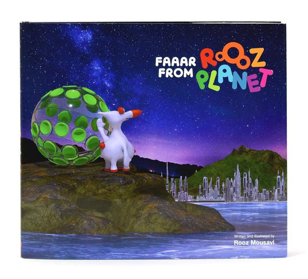 Faaar From Roooz Planet (Hardcover)-Kidding Around NYC