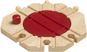 Brio World - 33361 Mechanical Turntable | Train Toy Accessory For Kids Ages 3 And Up-Kidding Around NYC