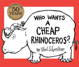 Who Wants A Cheap Rhinoceros? (Hardcover)-Kidding Around NYC