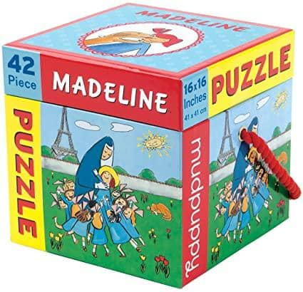 Madeline Cube Puzzle (42 Pieces)-Kidding Around NYC