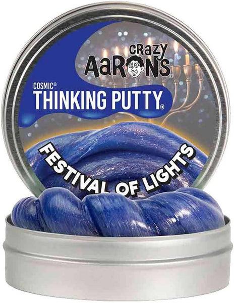 Cosmic: Festival Of Lights Crazy Aaron's Thinking Putty